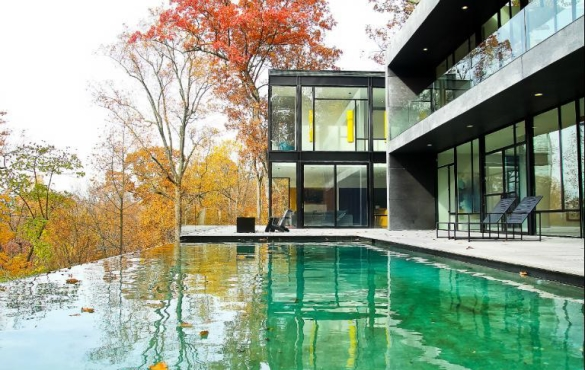 1130gurney3 Robert Gurney Design Listed in Maryland for $7 Million (PHOTOS)