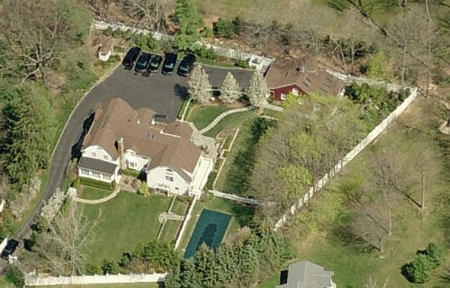 0128clintonAIR Presidential Homes: Beyond the White House (PICS)