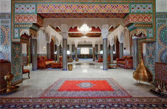 0706texas1 Moroccan Style Manse in Texas (PHOTOS)