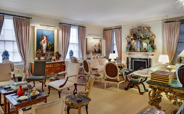 Ny Apartment Below Heiress Huguette Clark S Co Op Lists For