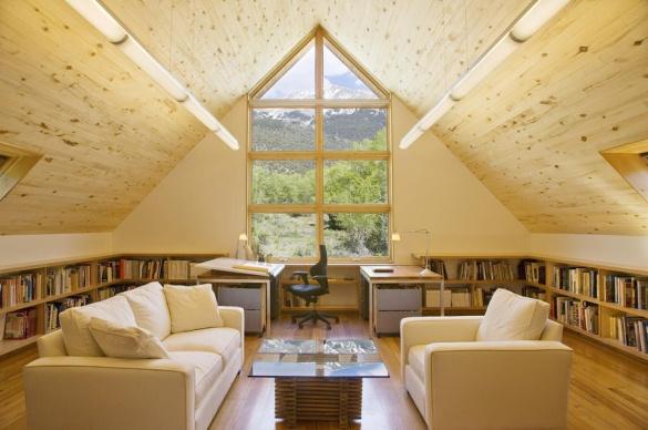Eco-Friendly Home In Colorado