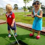 Siem Reap mini golf