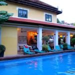 Golden Banana Siem Reap pool