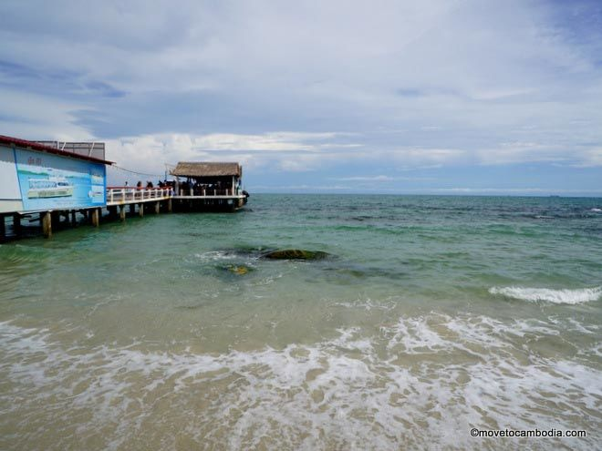 Prepare for Koh Rong
