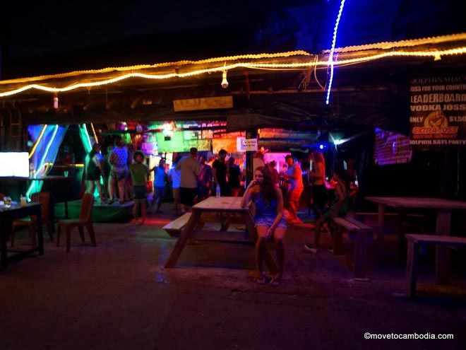Sihanoukville nightlife and bars  Move to Cambodia