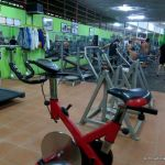 Inside Angkor Muscle Gym, Siem Reap