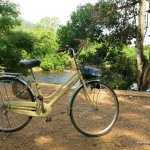 Cycling in Kampot