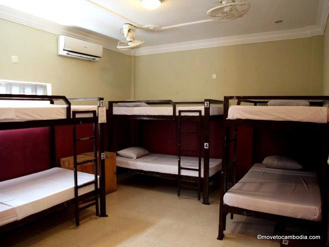 backpacker hostels Sihanoukville