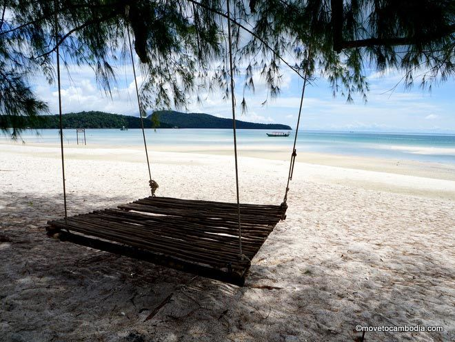 Natural Island Resort Koh Rong Sanloem