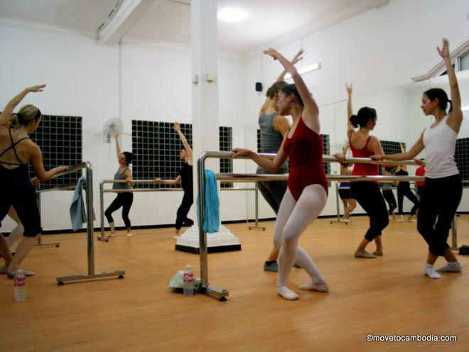phnom penh ballet and dance classes