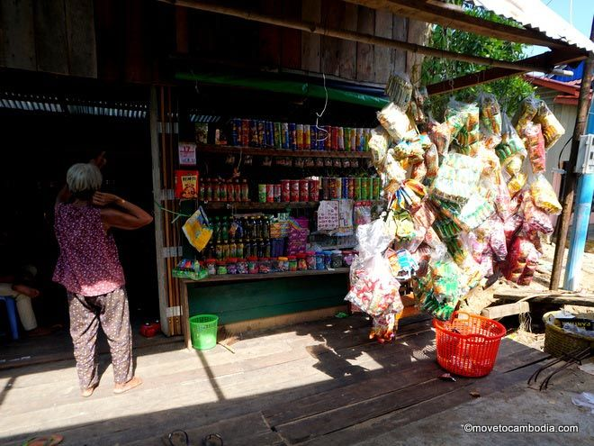 Koh Rong Sanloem shopping
