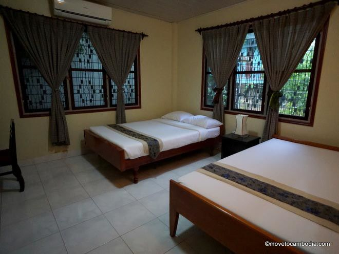 Rainbow Bridge Guesthouse Kampot