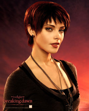 Ashley Greene is Alice Cullen