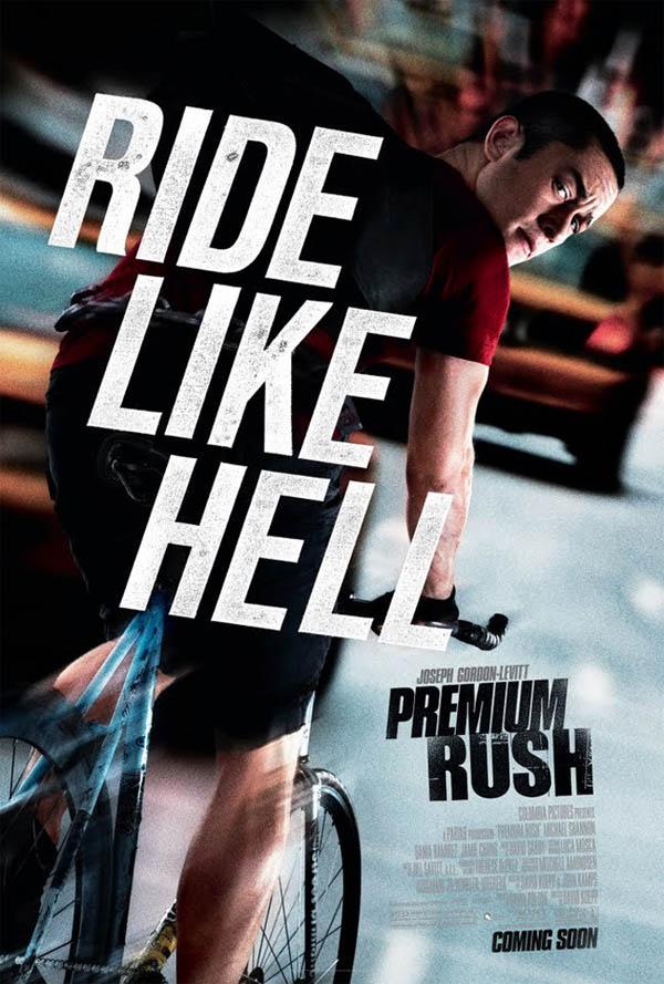 Premium Rush Poster 2