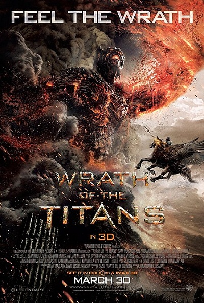 Wrath of the Titans Poster 2
