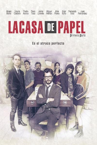 La Casa De Papel Saison 3 Episode 2 Streaming : papel, saison, episode, streaming, Money, Heist, Papel), Season, [Sub:, Watch, Online, Original, Movies123