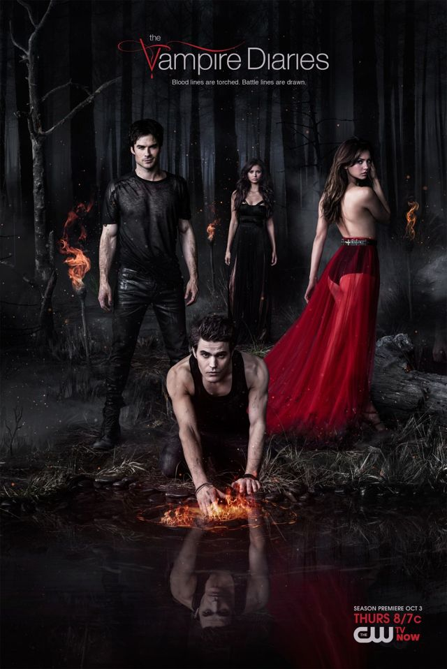 The Vampire Diaries Saison 2 Streaming : vampire, diaries, saison, streaming, Vampire, Diaries, Season, Watch, Online, Original, Movies123