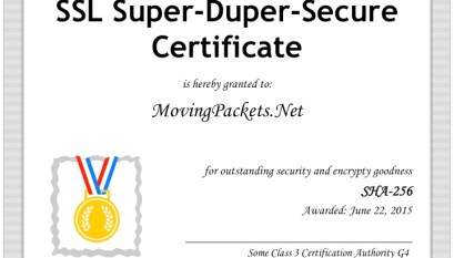 Telling OpenSSL About Your Root Certificates - MovingPackets net