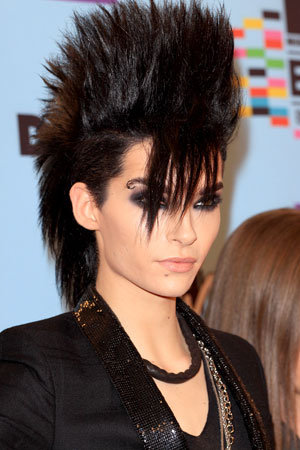 Ever since we went to Germany we've been somewhat obsessed with Bill Kaulitz