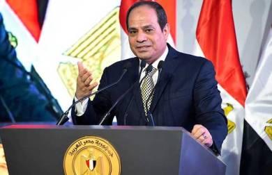 """السيسي: إطلاق """"مسبار الأمل"""" خطوة لاسترجاع أمجاد الأمة العربية"""