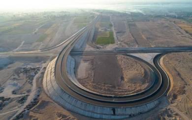 النقل تعتزم افتتاح 5 محاور جديدة على النيل في صعيد مصر