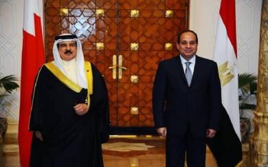 مصر والبحرين تبحثان التطورات على الساحتين العربية والإقليمية