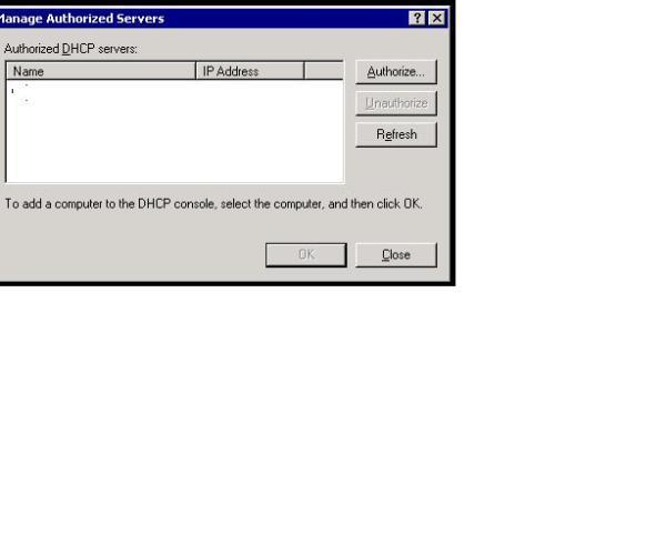 configurar dhcp