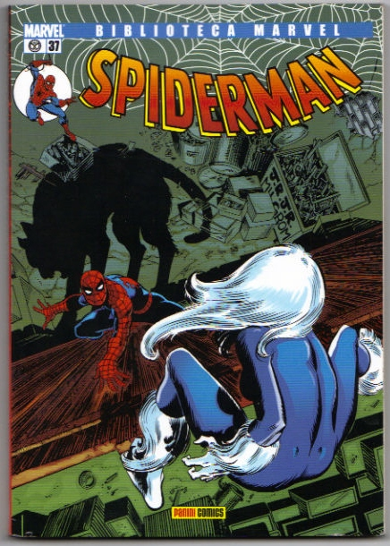biblioteca marvel spiderman 37