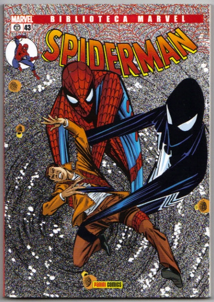 spiderman 43 biblioteca marvel