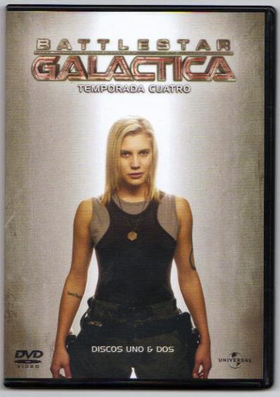 galactica temporada 4