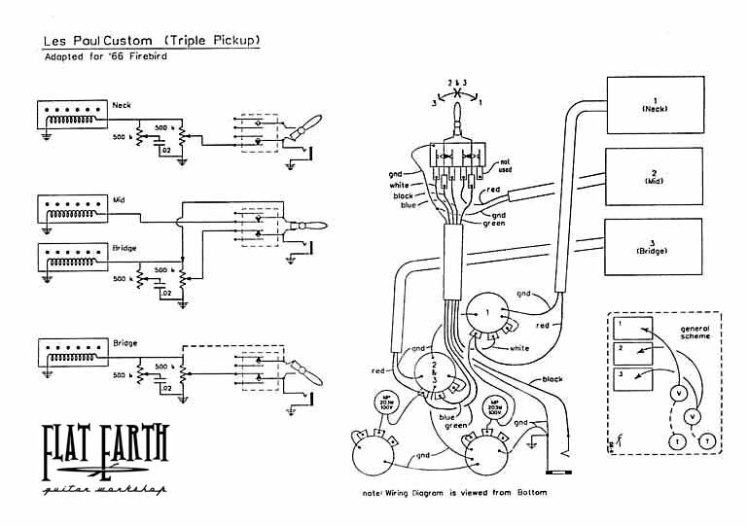 3 pickup les paul wiring diagram 3 image wiring les paul custom 3 pickup wiring diagram wiring diagram on 3 pickup les paul wiring diagram
