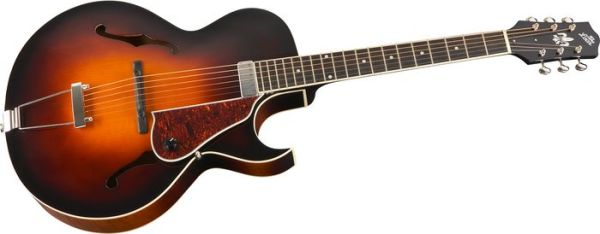 The Loar Lh-650 Archtop Cutaway Acoustic-Electric Guitar