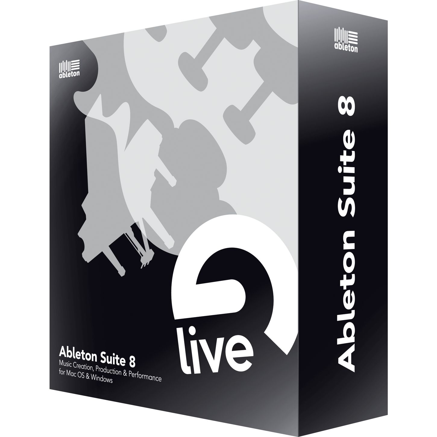 ableton live 8 free download full version pc okadum. Black Bedroom Furniture Sets. Home Design Ideas