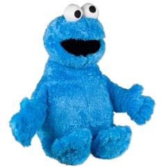 Cookie Monster Chair Baby Furniture Bear Sesame Street Plush