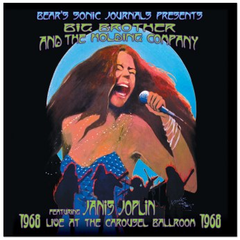 Pre-Order Live at the Carousel Ballroom 1968 CD