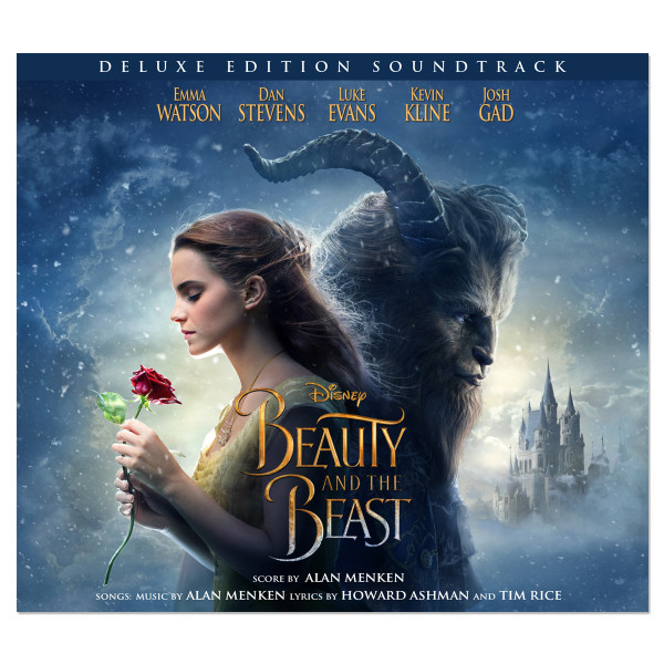 Image result for beauty and the beast soundtrack