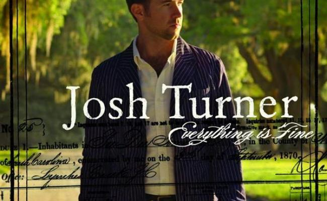 Josh Turner Everything Is Fine Mp3 Download Musictoday Superstore