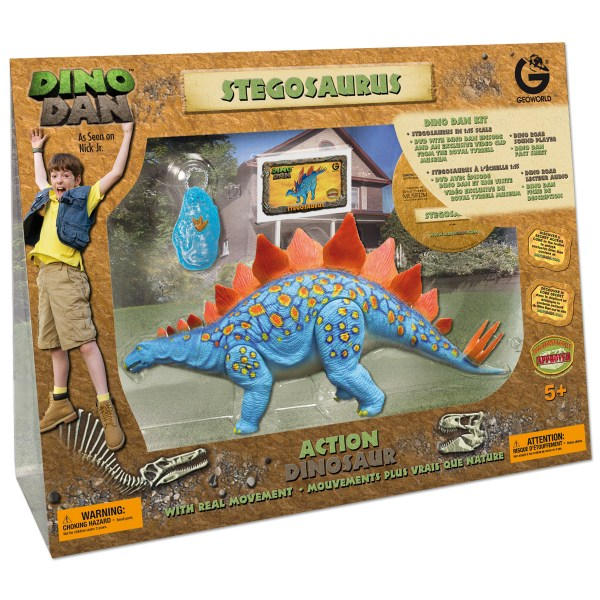 Dino Dan Toys Car Interior Design