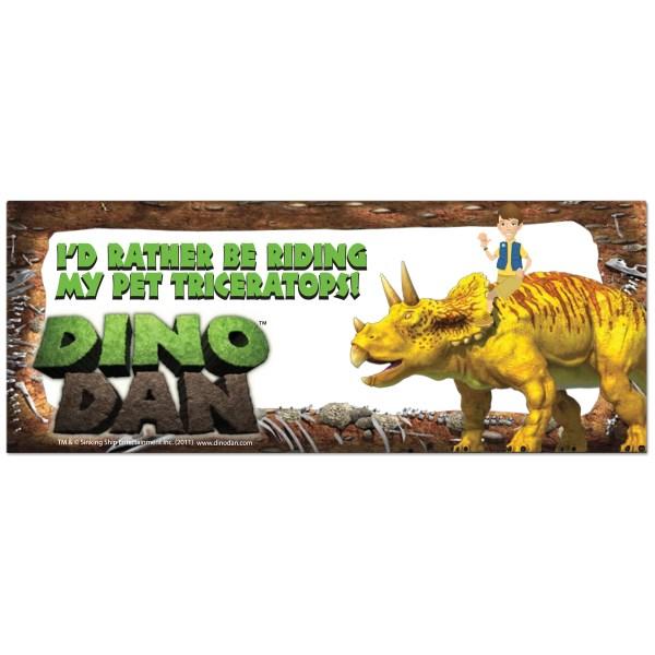 Dino Dan Triceratops
