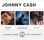 Johnny Cash - At Folsom Prison/ At San Quentin (The Complete 1969 Concert)/ America (3 Pak Cube) - MP3 Download