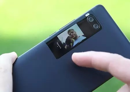 Смартфон Meizu Pro7 Plus 128Gb+6Gb Black (M793H)