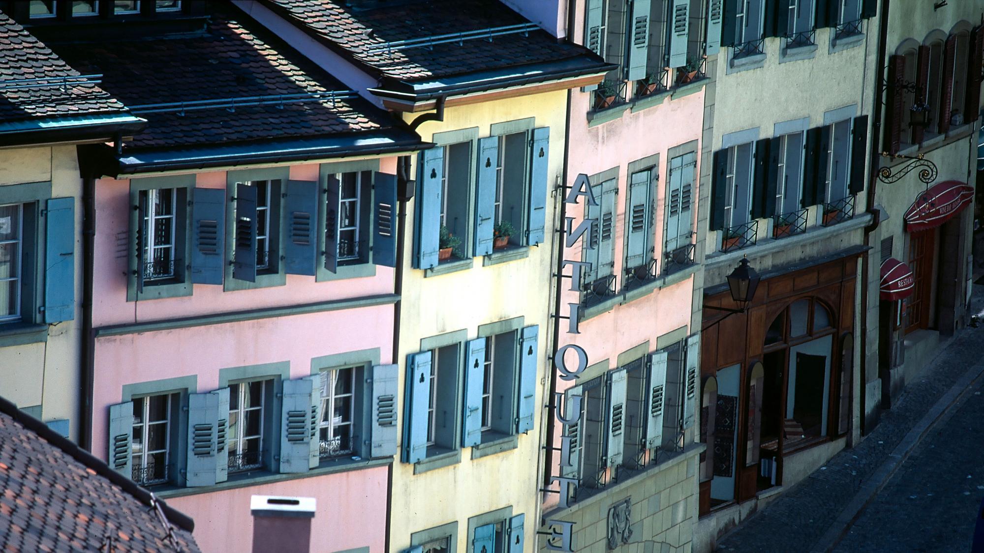 Se loger  Lausanne  Lausanne Tourisme
