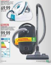 Miele Bodenstaubsauger Classic C1 Special Ecoline @Metro ...