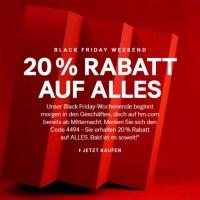 H&M Black Friday 2018  Angebote & Deals