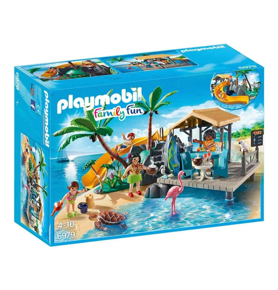 Galeria Kaufhof Playmobil Karibikinsel 6979