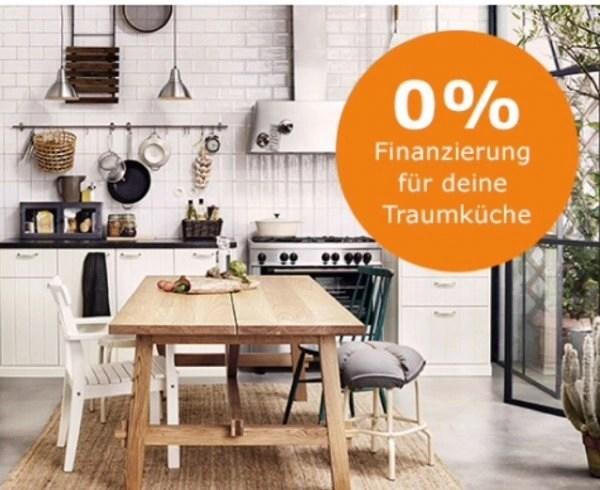 Ikea 0 Finanzierung fr Kchen  mydealzde