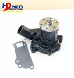 6bd1 engine water pump 6 holes for isuzu engine parts [ 1000 x 1000 Pixel ]