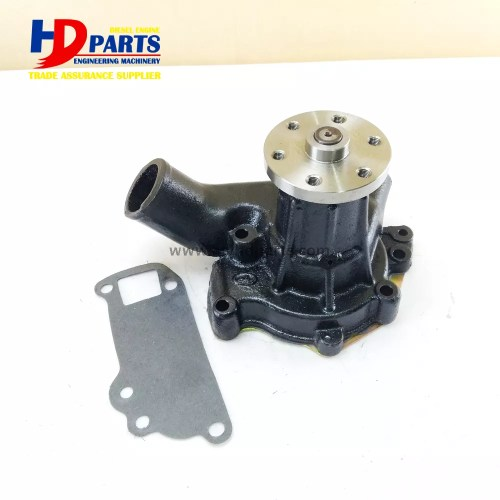 small resolution of 6bd1 engine water pump 6 holes for isuzu engine parts