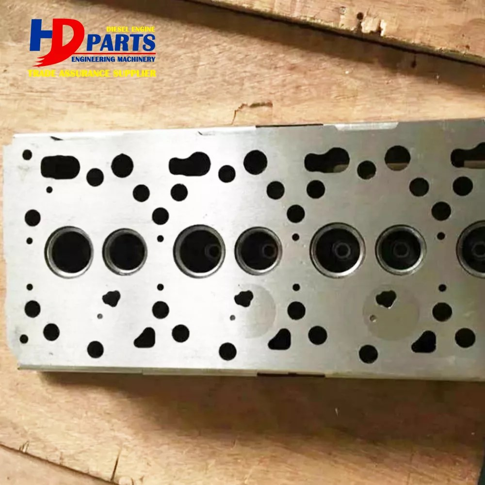 medium resolution of excavator diesel engine v1505 cylinder head for kubota engine part