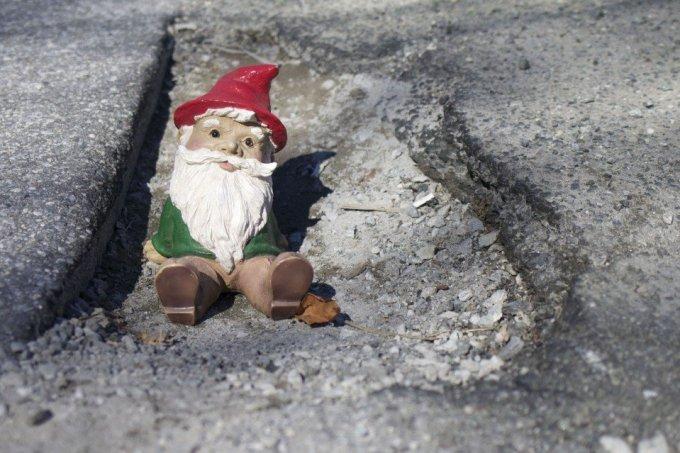 Terrible Job Search Potholes New Grads Run Into